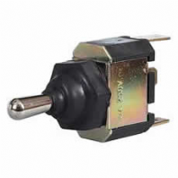 DURITE <BR>  Splashproof 3 Way Momentary On/Off/Momentary On Toggle Switch <br>ALT/0-496-50